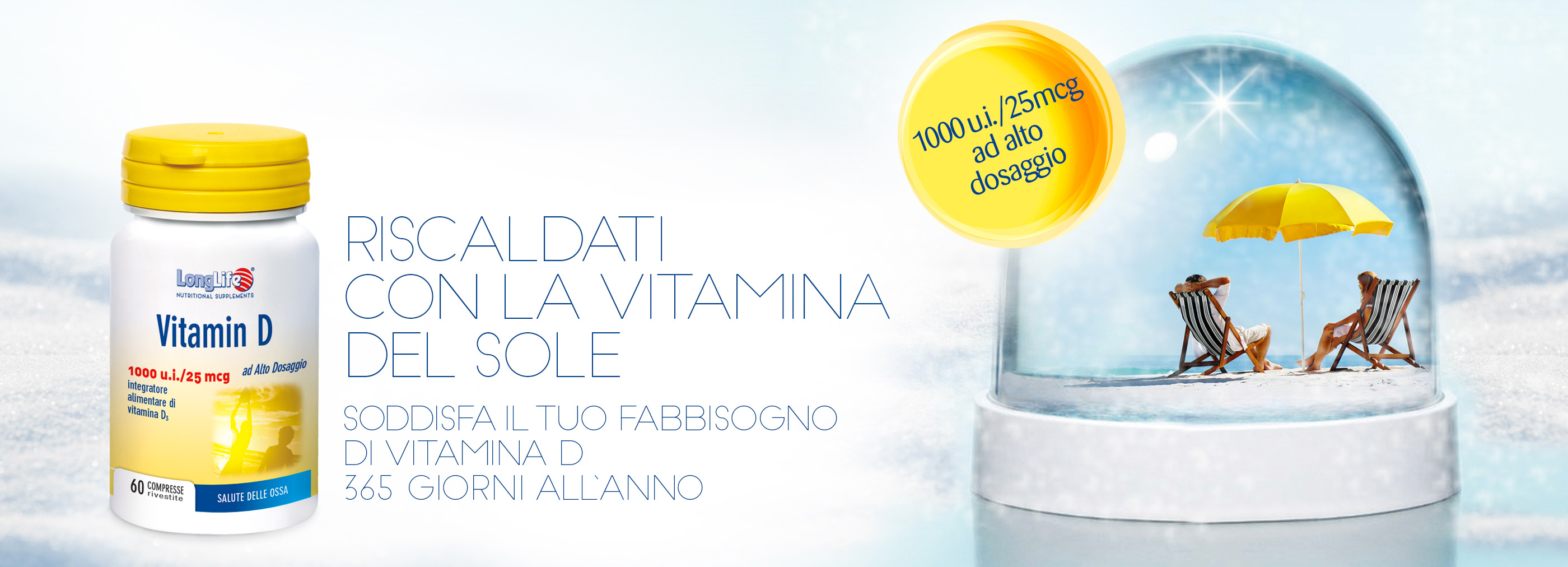 Integratore Vitamin D